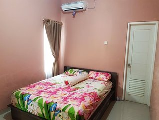 Minimalis House, Comfort, 15mnt from Airport and near Tourism Location
