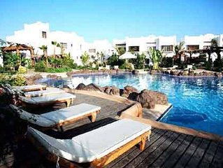 STUDIO FOR TWO 158 AT THE BEST RESORT AT SHARM ELSHEIHK