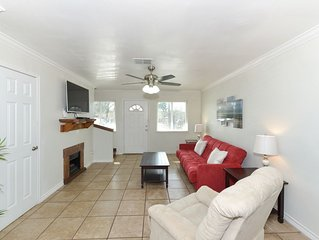 Beautiful Apartment,walking from Botanical Gardens, Zoo &Park. 8 min to Downtown