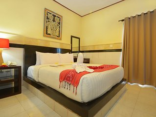 Andari Legian Superior for Long Stay Hotel in Kuta Bali