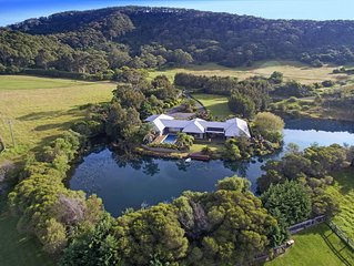 Mystique Country House in the heart of rural & coastal Shoalhaven wine country