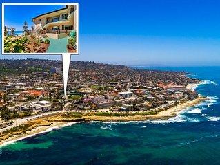 20% OFF thru FEB - Ocean View Condo, Walk to Beach, Dining & Shops