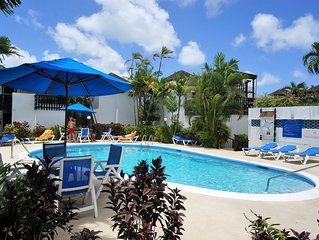 Beautiful 2 bedroom apartment by beach Rockley