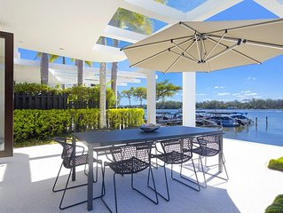 Stunning Noosa Riverfront Residence