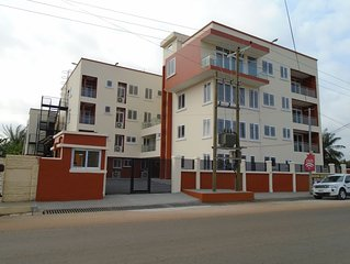 Fantastic Two Bedroom Apartment in Accra City Center