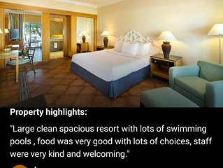 Vacation for 6 persons in Hilton's Sharm Dreams resort