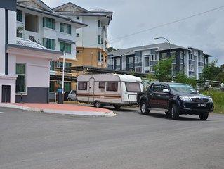 CaravanBah, mobile home