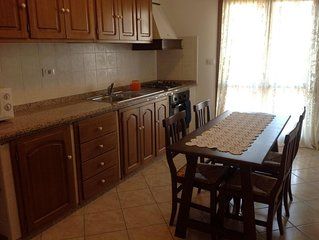 New apartment with garage in the historic center of the village;