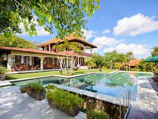 Melati 3 Bedroom Bay View Villa, Pecatu