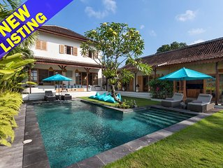 Maya, 5 Bedroom Villa, Canggu