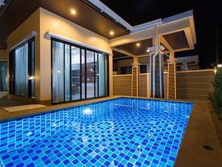 PB Pool Villa Perfectly Designed for Couples