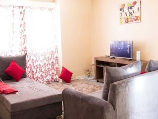 Sabby's cozy apartment close to JKIA airport