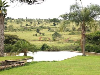 Nairobi National Park Game Viewing Estate