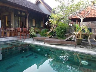 ANDONG HOUSE(PRIVATE HOUSE and PRIVATE POOL ) 2 BED ROOM FREE WIFI