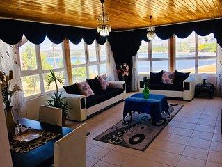 Beautiful sea views pet friendly accommodation
