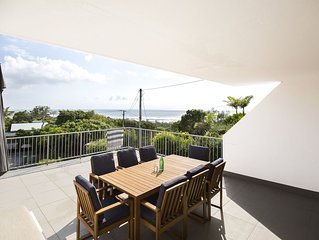 Peregian Beach Abode, breathtaking North Views
