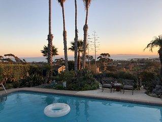 Best Ocean/Island/City Views.  Prvt. heated pool/Prkg. Cont. Breakfast.  Incl.