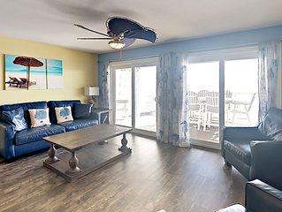 New 4 Bedroom 2 Bath Waterfront Condo - Sleeps up to 10 max C111