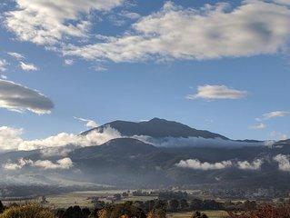 Kiewa Valley and Mount Bogong Views!!!