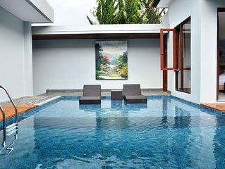 7 BR Pool Villa Dago Mountain View