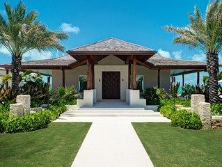 Top Luxury Villa in Turks and Caicos
