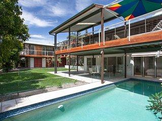 Goumois - Massive 7 bedroom Holiday House at Peregian Beach