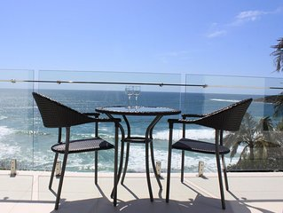 Bluefish, Absolute Oceanfront unit, Main Beach Yamba