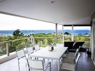 Beachhouse - private beachfront escape