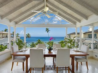 SCHOONER BAY ELECTRA - BEACHFRONT CONDO WITH STUNNING VIEWS - COMPLIMENTARY CONC