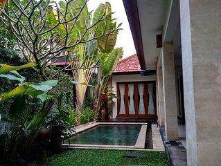 Jayastuti House (Tropical 2 bedroom villa)