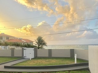 Spacious Oceanview One Bedroom Apartment