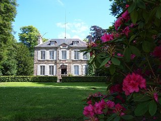 La Quieze petit château - luxury country house on 10 acres and many activities