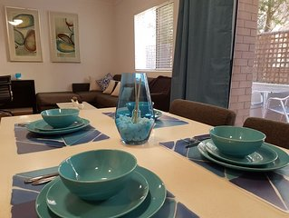 Entire 2 Bedroom apartment in central location