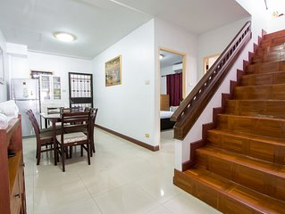 Large 3 Bedroom House in City Near Night Bazaar and Walking Distance to Old Town