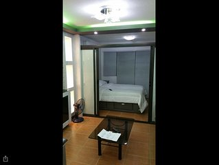 #1Excellent Fully Furnished 1 Bedroom Condo near the heart of the City