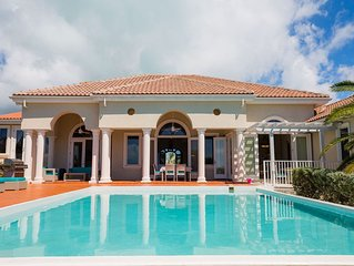 Luxury Private Ocean Front  Villa with Pool