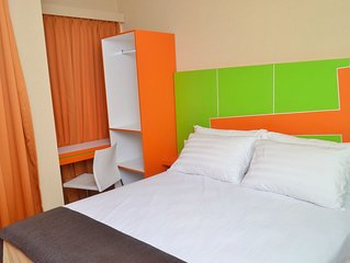 Stay at Budget HoTel East Jakarta Indonesia