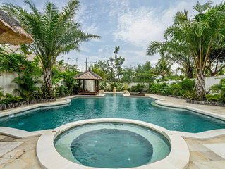 Private pool 8*18 m. Promo price!