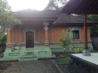 Villa Taman at Sidemen Bali
