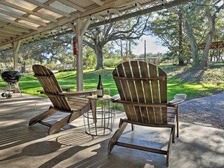 NEW Arroyo Grande Home - 3 Mi to Golf & Wineries!