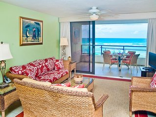 Personality-Plus 2-BR on the Beach in St Lawrence Gap Barbados
