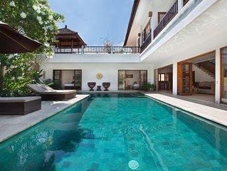 3 Bedroom Villa Near Echo Beach, Canggu