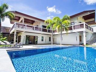 Serenity Pool Villa 6 pax