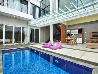 2 Bedroom Modern Luxury Villa, Nusa Dua;