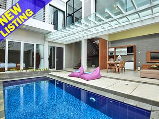 1 Bedroom Modern Luxury Villa, Nusa Dua;