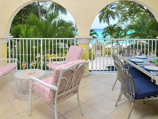 Your Vacation's Perfect Setting: A Caribbean-View Condo on Dover Beach