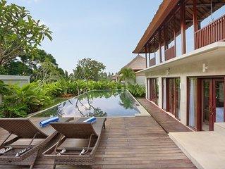 Unique Villa near Tegenungan Water falls