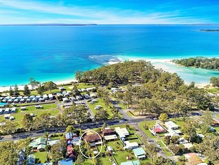 Fantastic Huskisson Location, Affordable & Easy Walk to the Beach