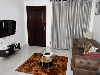One Bedroom Serviced Apartment in City Center
