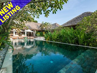 Luxury 5 Bedroom Villa Near Canggu'